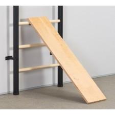 Доска для пресса навесная деревянная «Fitness Wood» /лавка Фитнес Вуд/ ТМ Ладас