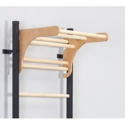 Турник навесной деревянный «Fitness Wood» /Фитнес Вуд/ ТМ Ладас