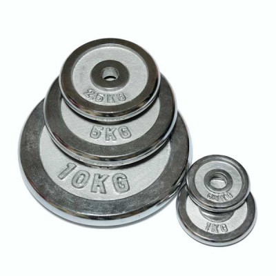 Домашние хромированные диски  Fitlogic Chrome Plate DB6020