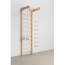 Шведская стенка Kinder Wood-2-240 /Киндер Вуд/ ТМ Ладас