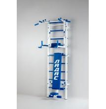 Усиленная шведская стенка Атлант blue /синий/ ТМ Ладас