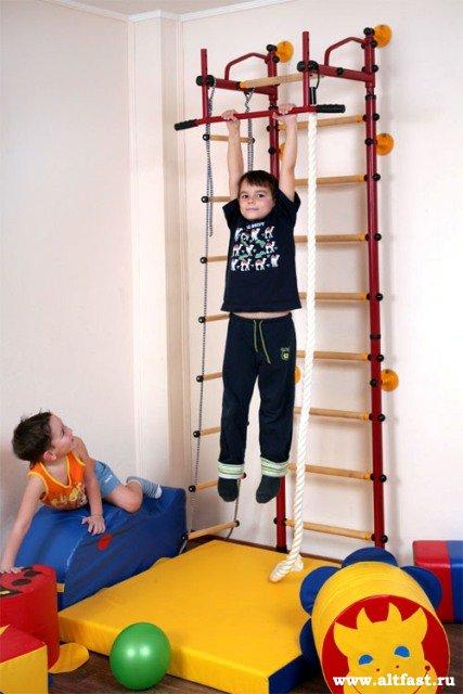 Как сделать детей в спорт 64